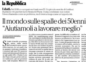 Estratto Repubblica 10 Ottobre