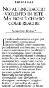 Avvenire, Editoriale inserto Milano Sette, p.1.