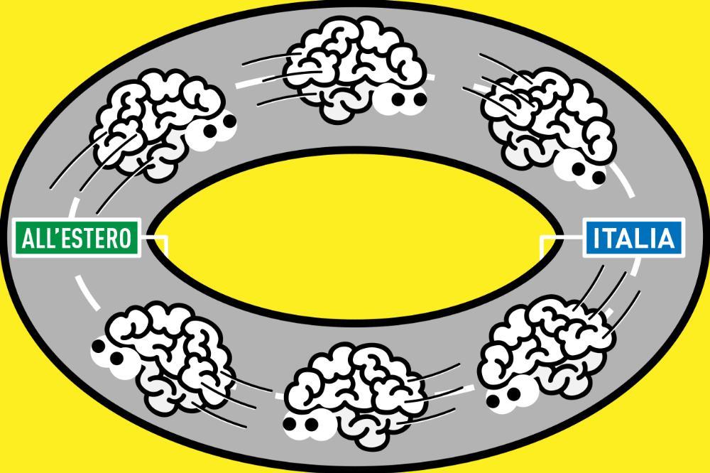 Cosa succederebbe se tutti i cervelli in fuga tornassero in Italia? VICE.COM